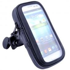 Универсальный водостойкий велодержатель для Samsung Galaxy S3/S4