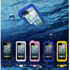 "Водонепроницаемый чехол для iPhone 5, 4/4S ""Water"""