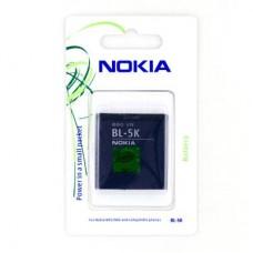 АКБ Nokia BL 5K Original.