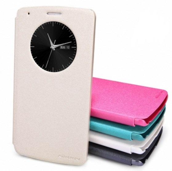 Чехол кожаный для LG G3 недорого