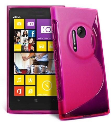 Силиконовые чехлы для Nokia Lumia 1020 Низкие цены!