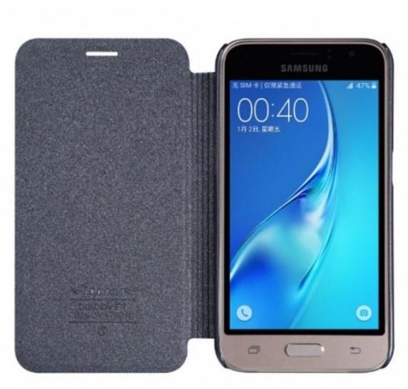чехол книжка для Samsung Galaxy J1 2016 недорого