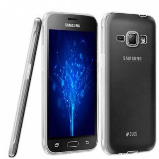 Силиконовый чехол для Samsung Galaxy J1 2016 высокое качество
